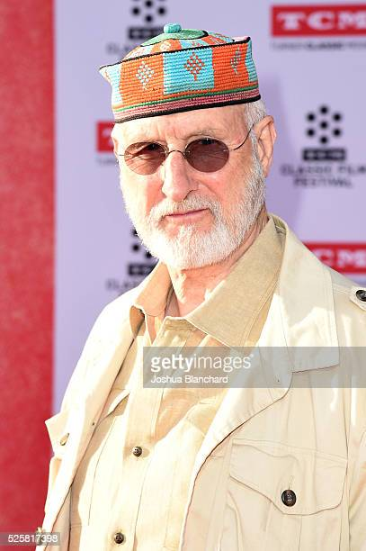 Actor James Cromwell arrives at TCM Classic Film Festival 2016 Opening Night Gala 40th Anniversary Screening of 'All The President's Men' at TCL...