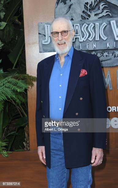 Actor James Cromwell arrives for the Premiere Of Universal Pictures And Amblin Entertainment's 'Jurassic World Fallen Kingdom' held at Walt Disney...
