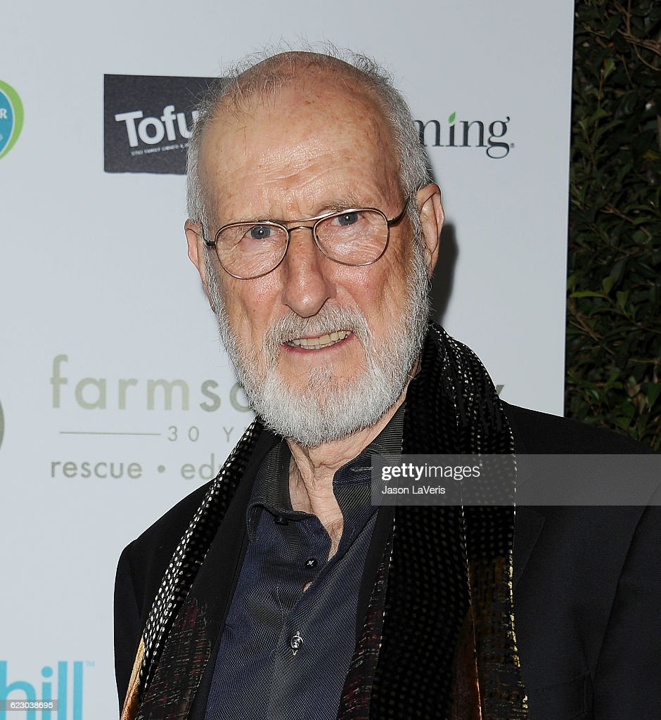 Actor James Cromwell attends Farm Sanctuary's 30th anniversary gala at the Beverly Wilshire Four Seasons Hotel on November 12, 2016 in Beverly Hills, California.