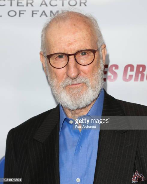 Actor James Cromwell attends the 2018 Carney Awards at The Broad Stage on October 28, 2018 in Santa Monica, California.