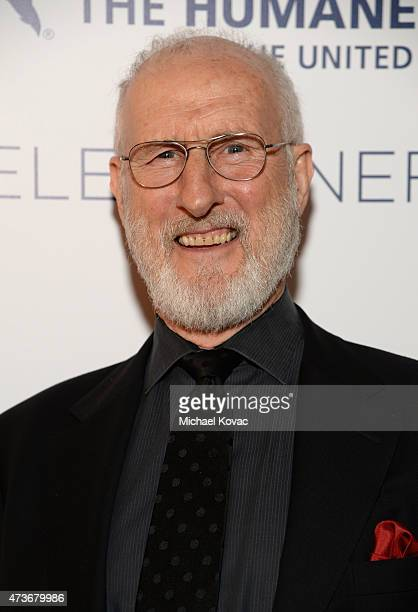 Actor James Cromwell attends The Humane Society Of The United States' Los Angeles Benefit Gala at the Beverly Wilshire Hotel on May 16 2015 in...