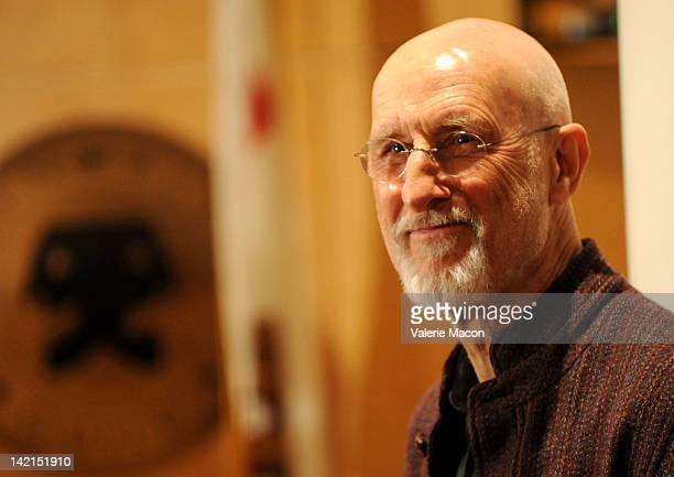 Actor James Cromwell attends the Screen Actors Guild And American Federation Of Television And Radio Artists Merger Referendum Results Announcement...