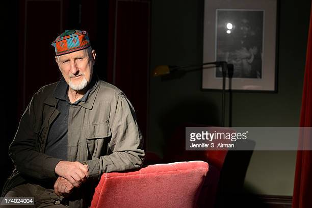 Actor James Cromwell is photographed for Los Angeles Times on June 26 2013 in New York City