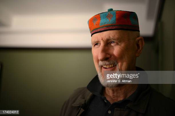 Actor James Cromwell is photographed for Los Angeles Times on June 26 2013 in New York City PUBLISHED IMAGE