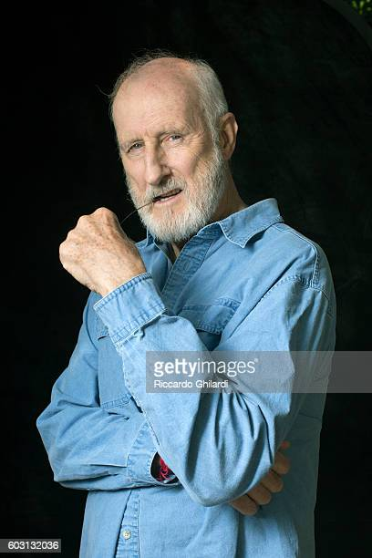Actor James Cromwell is photographed for Self Assignment on September 4 2016 in Venice Italy