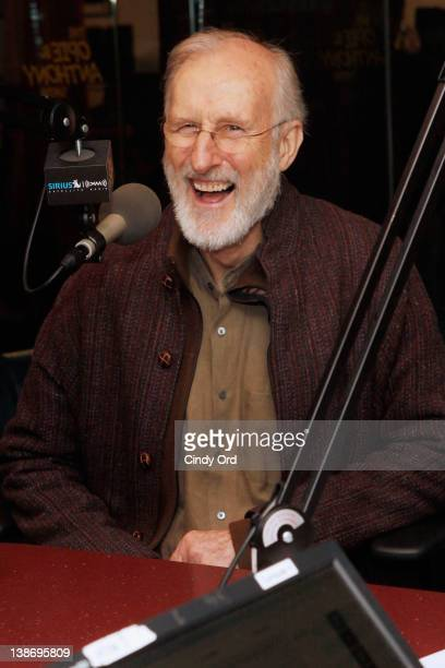 Actor James Cromwell visits 'The Opie Anthony Show' at SiriusXM Studio on February 10 2012 in New York City