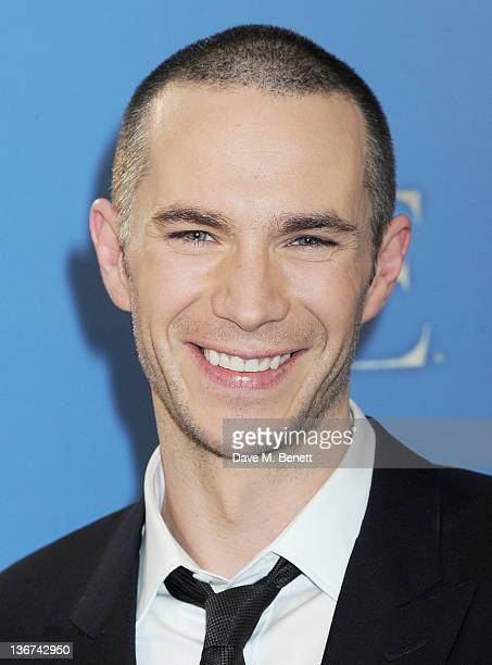 Actor James D'Arcy attends a photocall to promote the new film 'W.E.' at the London Studios on January 11, 2012 in London, United Kingdom.