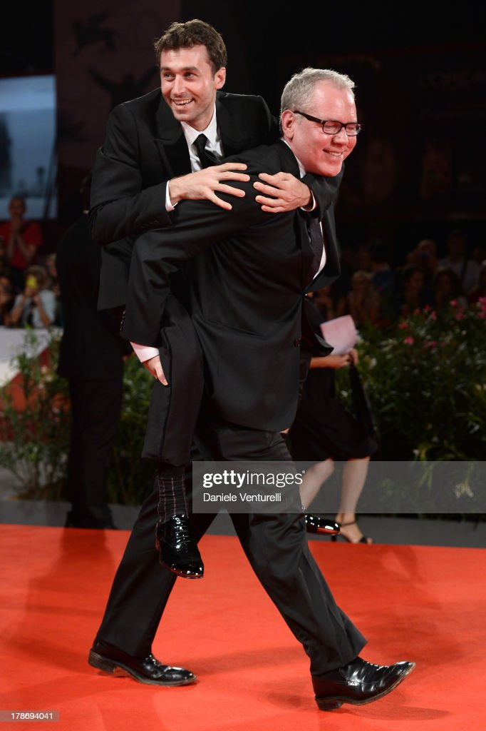 """The Canyons"" Premiere - The 70th Venice International Film Festival"