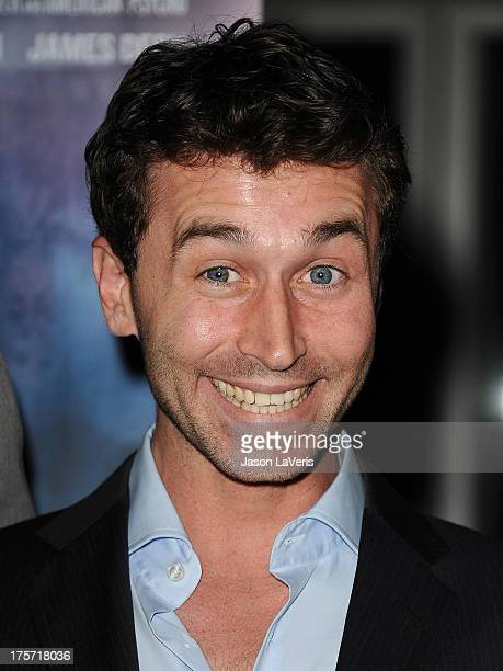 Actor James Deen attends the premiere of The Canyons at The Standard Hotel on August 6 2013 in Los Angeles California