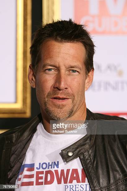 Actor James Denton arrives at TV Guide's 5th Annual Emmy Party September 16 2007 in Los Angeles California
