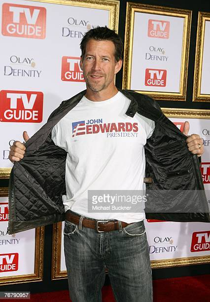 Actor James Denton arrives at TV Guide's 5th Annual Emmy Party September 16 2007 in Los Angeles