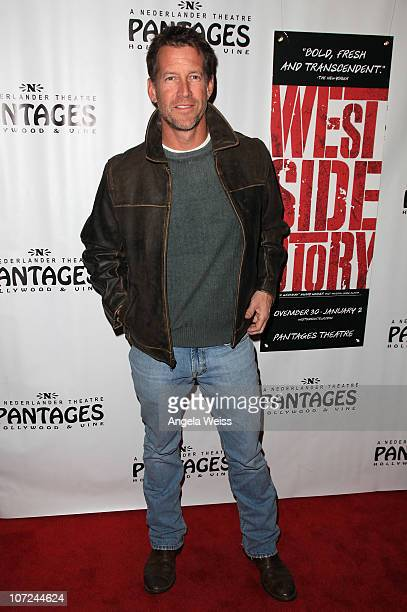 Actor James Denton attends the opening night of 'West Side Story' at the Pantages Theatre on December 1 2010 in Hollywood California