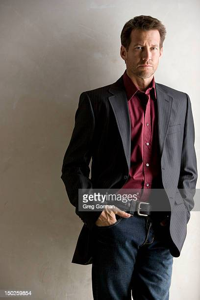 Actor James Denton poses for a portrait session on October 5 2008 in Los Angeles California