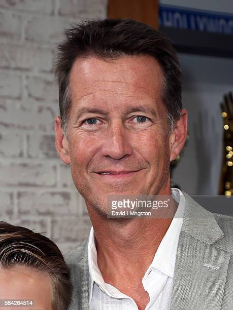Actor James Denton visits Hollywood Today Live at W Hollywood on July 28 2016 in Hollywood California