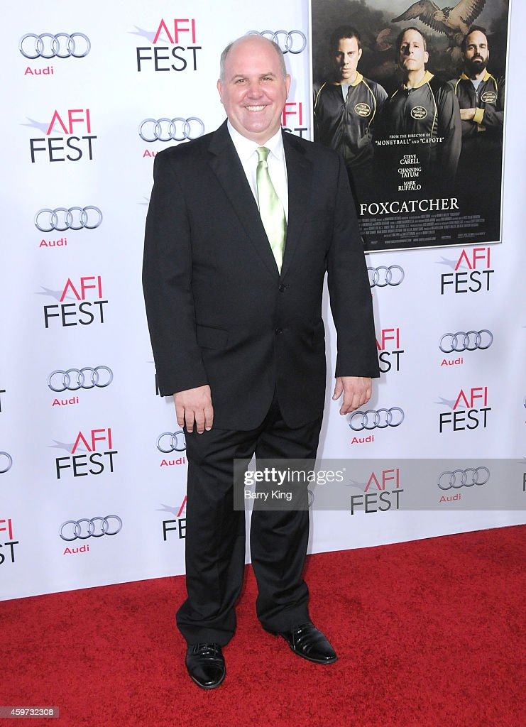 Actor James Dumont arrives at AFI FEST 2014 Presented By Audi - Closing Night Premiere of 'Foxcatcher' at Dolby Theatre on November 13, 2014 in Hollywood, California.