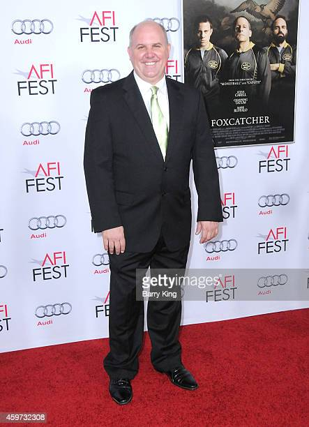 Actor James Dumont arrives at AFI FEST 2014 Presented By Audi Closing Night Premiere of 'Foxcatcher' at Dolby Theatre on November 13 2014 in...