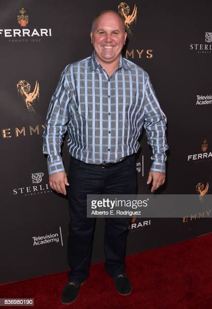 Actor James DuMont attends the Television Academy's Performers Peer Group Celebration at The Montage Beverly Hills on August 21 2017 in Beverly Hills...