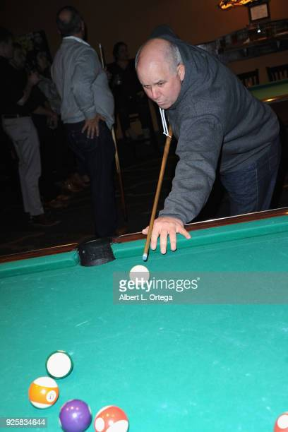Actor James DuMont attends Young Variety's 12th Annual Pool Tournament Benefiting Variety The Children's Charity of Southern California held at...