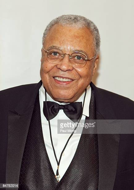 Actor James Earl Jones arrives at the reopening celebration at Ford's Theatre on February 11, 2009 in Washington, DC.
