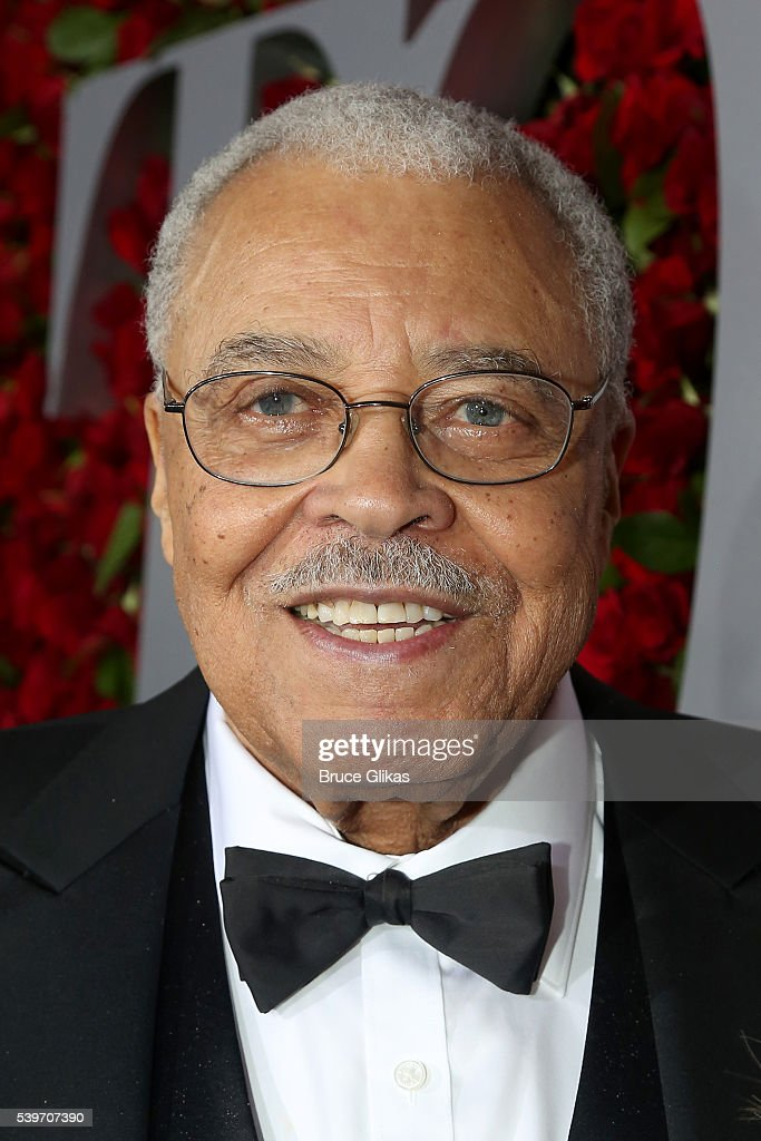Actor James Earl Jones attends 70th Annual Tony Awards - Arrivals at Beacon Theatre on June 12, 2016 in New York City.