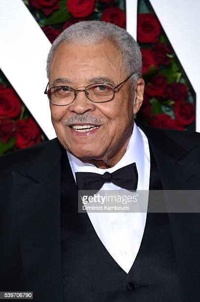 Actor James Earl Jones attends the 70th Annual Tony Awards at The Beacon Theatre on June 12 2016 in New York City