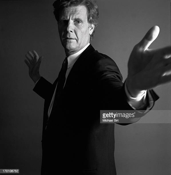 Actor James Fox is photographed on March 12 1990 in London England