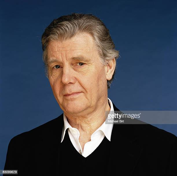 Actor James Fox poses for a portrait shoot in London on January 15 2006