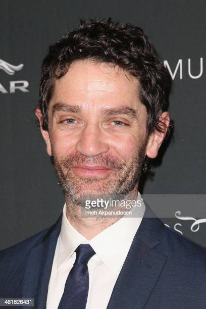 Actor James Frain attends the BAFTA LA 2014 Awards Season Tea Party at the Four Seasons Hotel Los Angeles at Beverly Hills on January 11 2014 in...
