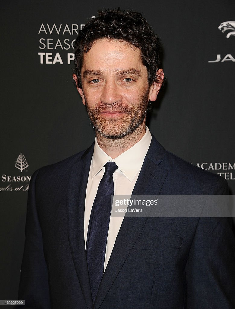 Actor James Frain attends the BAFTA LA 2014 awards season tea party at Four Seasons Hotel Los Angeles at Beverly Hills on January 11, 2014 in Beverly Hills, California.