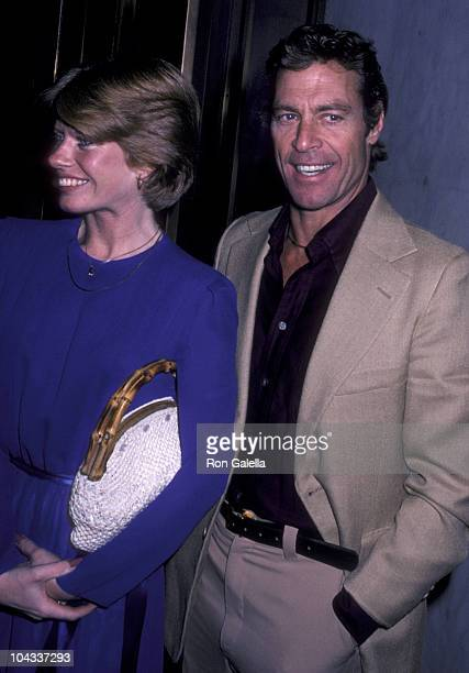 Actor James Franciscus and date sighted on January 29 1981 at the Beverly Wilshire Hotel in Beverly Hills California
