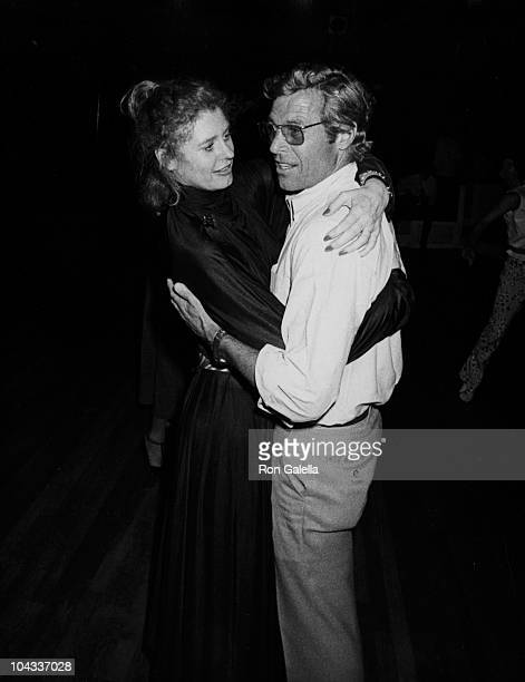 Actor James Franciscus and date sighted on September 25 1978 at Xenon Disco in New York City