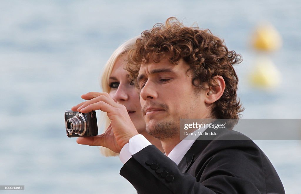 Actor James Franco and actress Naomi Watts attends the 63rd Cannes Film Festival on May 20, 2010 in Cannes, France.