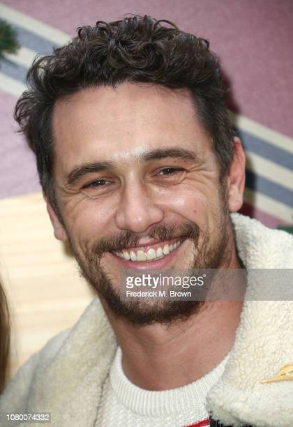 Actor James Franco attends Brooks Brothers Host Annual Holiday Celebration in Los Angeles to Benefit St Jude at the Beverly Wilshire Four Seasons...