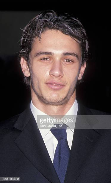 Actor James Franco attends One Giant Leap For Humanity Benefit on September 25 1999 at Griffith Park in New York City