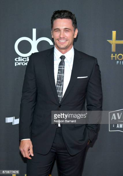 Actor James Franco attends the 21st Annual Hollywood Film Awards at The Beverly Hilton Hotel on November 5 2017 in Beverly Hills California