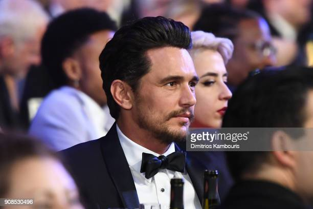 Actor James Franco attends the 24th Annual Screen Actors Guild Awards at The Shrine Auditorium on January 21 2018 in Los Angeles California 27522_009