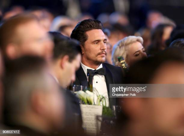 Actor James Franco attends the 24th Annual Screen Actors Guild Awards at The Shrine Auditorium on January 21 2018 in Los Angeles California 27522_010