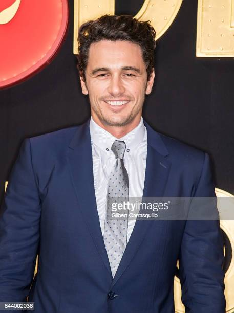 Actor James Franco attends 'The Deuce' New York premiere at SVA Theater on September 7, 2017 in New York City.