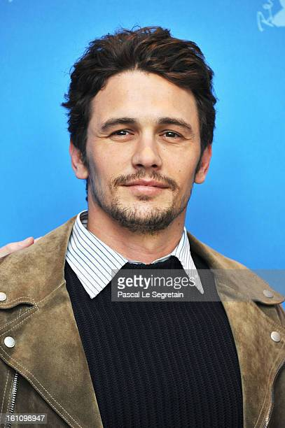 Actor James Franco attends the 'Lovelace' Photocall during the 63rd Berlinale International Film Festival at Grand Hyatt Hotel on February 9 2013 in...