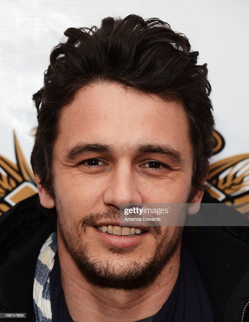 Actor James Franco attends the Rabbit Bandini Production Company Cocktail Party at Stella Lounge At The Lift during the 2013 Sundance Film Festival on January 19, 2013 in Park City, Utah.