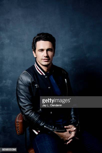Actor James Franco from the film 'The Disaster Artist' poses for a portrait at the 2017 Toronto International Film Festival for Los Angeles Times on...