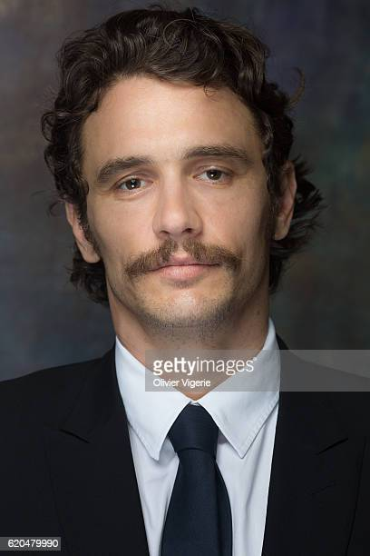 Actor James Franco is photographed for Self Assignment on September 3 2016 in Deauville France