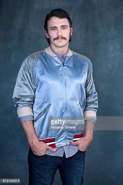 Actor James Franco is photographed for Self Assignment on September 4 2016 in Venice Italy