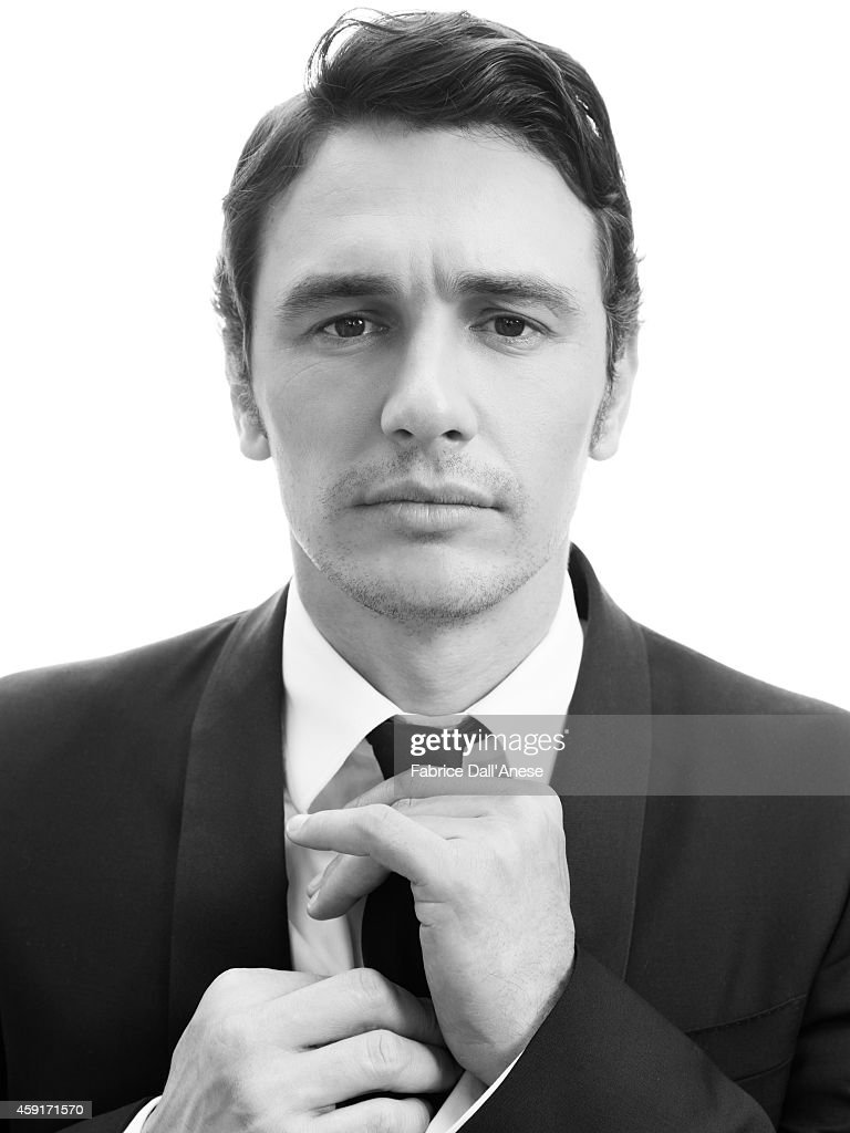 Actor James Franco is photographed for Vanity Fair - Italy on September 1, 2013 in Venice, Italy.
