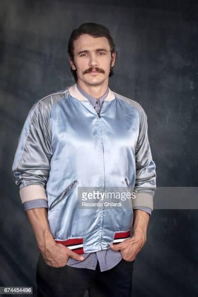 Actor James Franco Thomas is photographed on September 4 2016 in Venice Italy