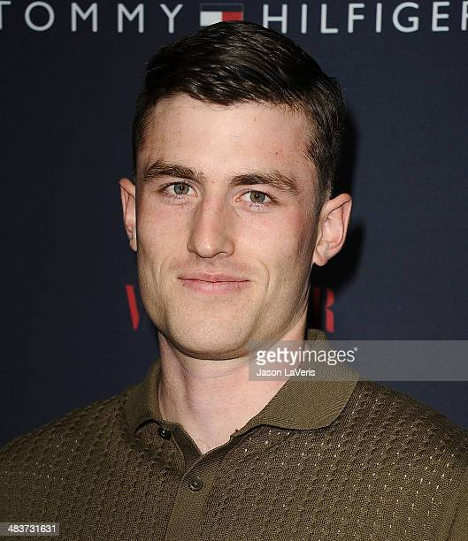 Actor James Frecheville attends the debut of Tommy Hilfiger's Capsule Collection at The London Hotel on April 9 2014 in West Hollywood California