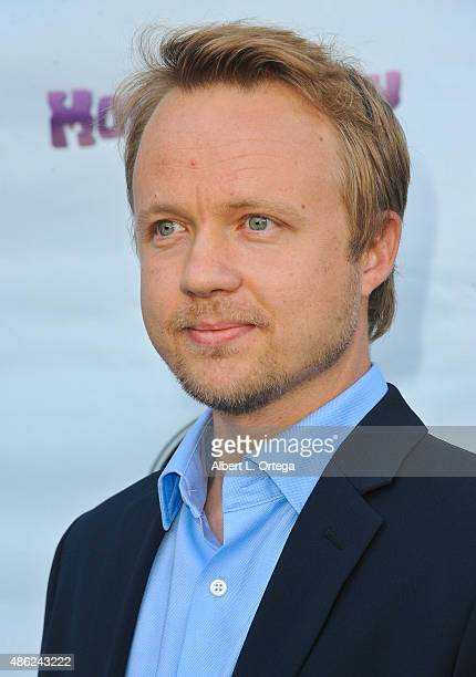 Actor James Gallo arrives for the Etheria Film Night 2015 held at American Cinematheque's Egyptian Theatre on June 13, 2015 in Hollywood, California.