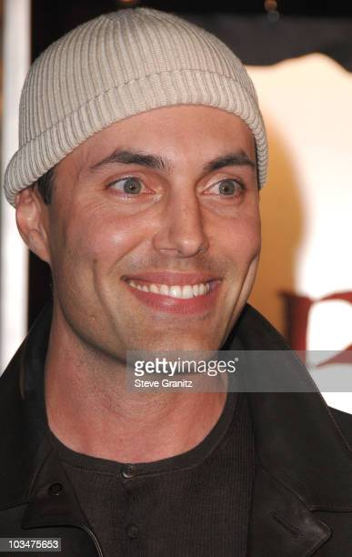 Actor James Haven arrive at the Los Angeles Premiere of Beowulf at Westwood Village on November 5 2007 in Weswood California