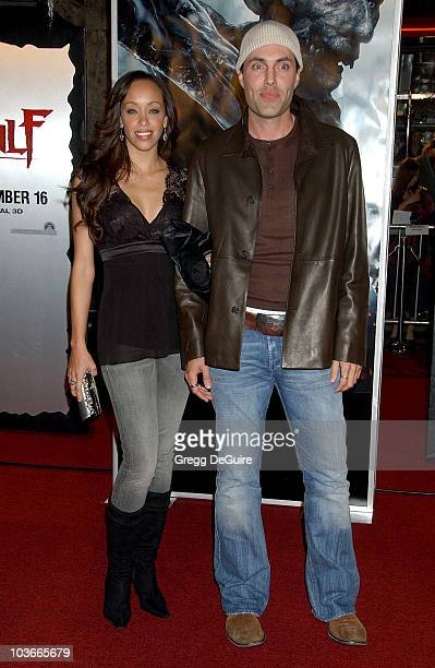 Actor James Haven arrives at the Beowulf premiere at the Mann Village Theatre on November 5 2007 in Westwood California