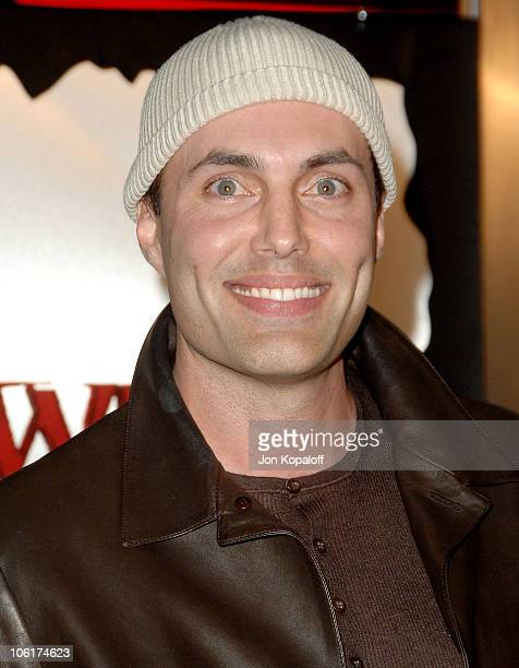 Actor James Haven arrives at the Los Angeles Premiere Beowulf at the Mann Village Theater on November 5 2007 in Westwood California
